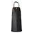 CL-VL04 · BLACK LEATHER APRON · Black · 119.90€